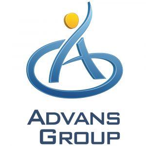 Logo-ADVANS-Group Vertical