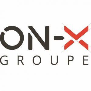 ON-X Groupe logo